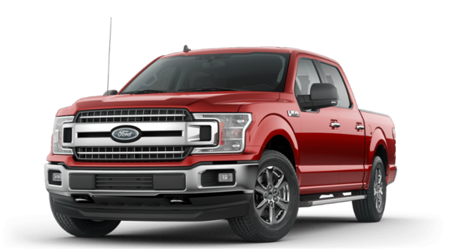 New 2019 Ford F-150 XLT Truck 8 Cylinder For Sale/Lease